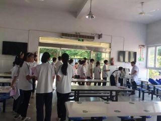 温岭爱尔眼科走进第六中学开展爱眼护眼公益活动